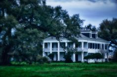 The Felicity Plantation (Skeleton Key house)