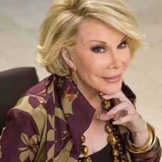 Joan Rivers and the consequences of Holocaust jokes on broadcast television Female Comedians, Plastic Surgery Photos, Joan Rivers Jewelry, What's So Funny, Celebrities Before And After, Stand Up Comedy, Mean Girls, Special Guest, Hollywood Stars