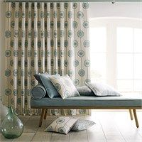 Sanderson - Traditional to contemporary, high quality designer fabrics and wallpapers | Products | British/UK Fabric and Wallpapers | Tambourine (DPAV234659) | Papavera Prints & Embroideries