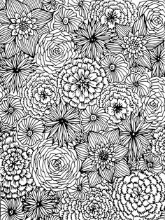 alisaburke free GIANT coloring page! ~ called engineer print sized Design Kids is part of Coloring pages - alisaburke free GIANT coloring page! ~ called engineer print sized at 36 X 48 Printable for cheap at Staples, etc Spring Coloring Pages, Free Adult Coloring Pages, Flower Coloring Pages, Mandala Coloring Pages, Coloring Pages To Print, Coloring Book Pages, Printable Coloring Pages, Free Coloring, Coloring Sheets