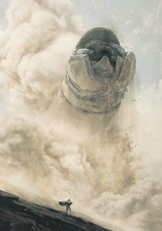 The Folio Society's beautifully illustrated edition of Frank Herbert's best-selling science fiction book - Dune. Illustrated by award-winning artist Sam Weber. Dune Series, Dune Frank Herbert, Dune Art, Concept Art World, Science Fiction Art, Pulp Fiction, Geek Art, Sci Fi Fantasy, Digital Illustration