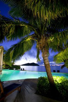 The Mamanuca Islands in Fiji. Likuliku Lagoon Resort, Malolo Island, Mamanucas, Fiji, Pacific