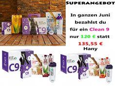 Clean 9 Superangebot in Juni - Forever Aloe Vera Forever Aloe, Clean 9, Juni, Cleaning