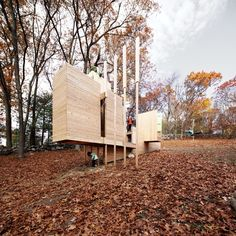 Image 1 of 40 from gallery of Five Fields Play Structure / Matter Design + FR SCH. Courtesy of Matter Design + FR SCH
