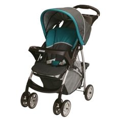 Graco LiteRider Classic Connect Stroller, Dragonfly - http://www.discoverbaby.com/new-arrivals/strollers/graco-literider-classic-connect-stroller-dragonfly-26/