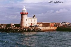 Howth Harbour Light, Ireland