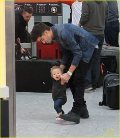 zayn with baby Lux