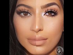 Let's Talk!    Kylie Jenner Makeup Tutorial    Roxanne Rizzo Cosmetics - YouTube