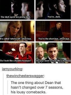 Oh, Dean.: