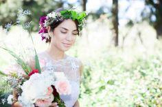 #weddingbouquet #blummflowerco Girls Dresses, Flower Girl Dresses, Wedding Bouquets, Wedding Dresses, Brides, Crown, Fashion, Floral Design, Floral Arrangements