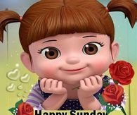 Happy Sunday To All My Friends From My Facebook!