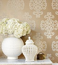 Caballo wallpaper from Neutral Resource Collection. #Thibaut