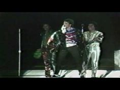 "The Jacksons Victory Tour final!! ""Shake your Body"" (rare) HQ - YouTube"