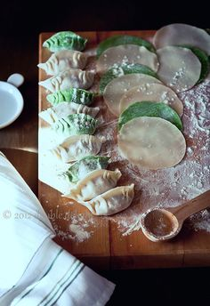 Making Dumplings .. From Double Delight