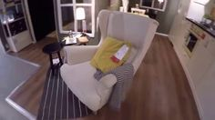 Strandmon Ikea, Wing Chair, Club, Number, Gray, Videos, Wing Chairs, Grey, Armchair