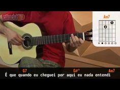 Sampa - Caetano Veloso (aula de violão simplificada) - YouTube