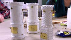 Kakelugnar i miniatyr
