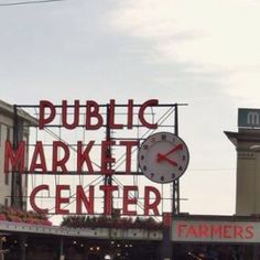 The Public Market!!