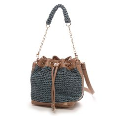 Laugoa crochet purse