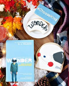"""Today I'm teaming up with @WondertheMovie to celebrate #WorldKindnessDay!! One of my most favorite books about kindness is the story Wonder by R.J. Palacio. Not only is it an awesome book but it is now a movie as well! Check out #WondertheMovie in theaters this Friday (Nov 17)! -  """"When given the choice between being right or being kind choose kind."""" R.J. Palacio -  Based on the New York Times bestseller WONDER tells the incredibly inspiring and heartwarming story of August Pullman. Born…"""