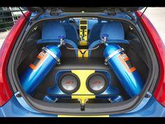 Top Ten Bolt-on Car Modifications - 10. Nitrous oxide.