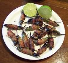 Wills Bacon-Wrapped Serrano Pepper Recipe