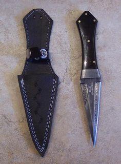 Listings View Spiker Mini Pick - Buy custom Knives and sell custom Knives at the custom Knife marketplace. Custom Hunting Knives, Custom Knives, Handmade Knives, Spikes, Axe, Sword, Mini, Knives, Tools
