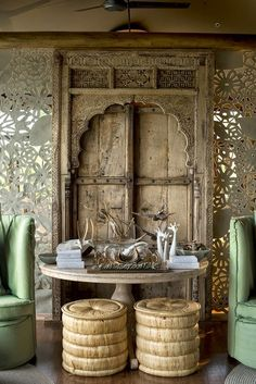 Bohemian Pages: Boho Interiors...