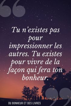 Here is one of my favorite quotes for inspiration and motivation. New Quotes, Love Quotes, Motivational Quotes, Inspirational Quotes, Positive Quotes For Life Happiness, Positive Attitude, Tips To Be Happy, French Quotes, Leadership Quotes