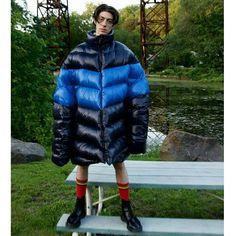   raf simons oversized jacket