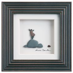 Sharon Nowlan The Little Things Pebble Wall Art, Glass Art Pictures, Pebble Pictures, Crafts With Pictures, Stone Pictures, Fun Craft, Fun Arts And Crafts, Craft Activities, Sand Crafts, Rock Crafts