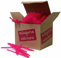 "Cocktail Drink Straws - 1000 Count - Red 5"": Kitchen & Dining: Amazon.com"