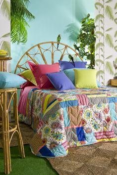 Summer 2014, Spring Summer, Blanket, Bed, Furniture, Home Decor, Environment, Blankets, Home Furnishings