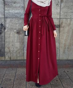 6 women's ankle-length boots that will move any outfit Muslim Women Fashion, Islamic Fashion, Abaya Fashion, Modest Fashion, Fashion Muslimah, Fashion Outfits, Hijab Style Dress, Hijab Chic, Hijab Outfit