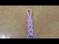 339 매듭 공예 ( 팔찌 ) knot 結び目 узел 파라코드 paracord 结 結 عقد - YouTube Macrame Jewelry, Macrame Bracelets, Braided Bracelets, Handmade Bracelets, Diy Braids, Macrame Tutorial, Macrame Patterns, Hippie Bohemian, Handicraft