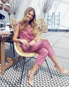 Mirian Pérez en su IG combina su look con Anillo Units de Maramz. Spain  Lifestyle ~ fashion ~ travel Contacto@honeydressing.com honeydressing  @honeydressingbeachwear