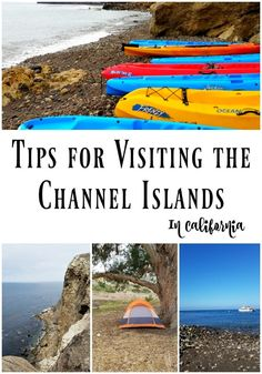 When your coastal California road trip stops at Santa Barbara, follow these tips for visiting the Channel Islands National Park. It's a fun California travel adventure that you won't soon forget.