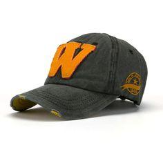 Snapback Hats Unisex Summer Letter W Hockey Baseball Caps Hip Hop Hats a11cb85af5e1