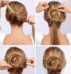 15 FANTASTIC DIY WAYS TO MAKE A MODERN HAIRSTYLE IN JUST A FEW MINUTES | From braidsmetdaan