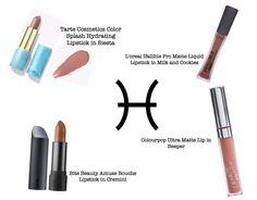 Best #lipstick  according to your #zodaic sing #makeup