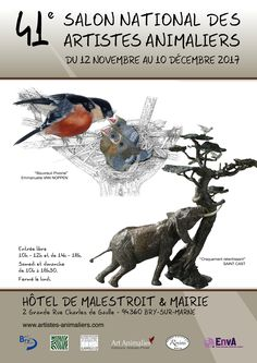 Salon National des Artistes Animaliers – de Bry sur Marne