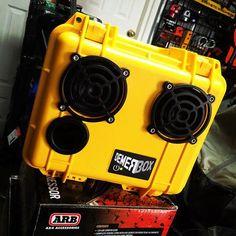 DemerBox (Yellow)