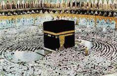 La Kaaba és un lloc sagrat de l'Islam. Es situa a la Meca