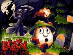 Indie Retro News: Dizzy The Last Hero v2 - The best looking Dizzy game this year just got even better!