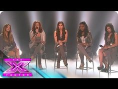 Fifth Harmony Goes Unplugged - THE X FACTOR USA 2012