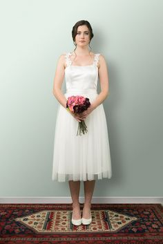 Beautiful Wedding Dresses and more lovingly designed and created in the heart of Wellington New Zealand by our small and experienced team at Sophie Voon Bridal. Swan Lake, Lace Bodice, Tea Length, Separates, Silk Satin, Sash, Vines, Whimsical, Tulle