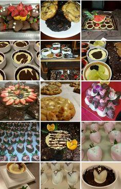 My desserts!