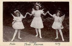Three Fairies (Freda, Anstice & Patty)   Flickr - Photo Sharing!