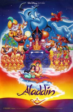 Day The first Disney film you ever saw The first Disney film I ever saw was Aladdin. I was just a baby but my mom took me when the whole family went to see it. It is one of my fav films too as I just love Aladdin. I used to watch the first and third… Disney Animation, Disney Pixar, Walt Disney, Best Disney Movies, Disney Love, Disney Wiki, Disney Villains, Disney Characters, Aladdin Film