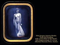 Girl Standing, Daguerreotype, Erotic, Lunch Box, Nude, Photos, Pictures, Bento Box